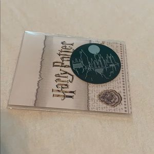 Origami owl necklace plate